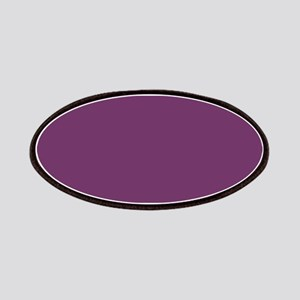 modern preppy purple Patches