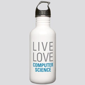 Computer Science Stainless Water Bottle 1.0L