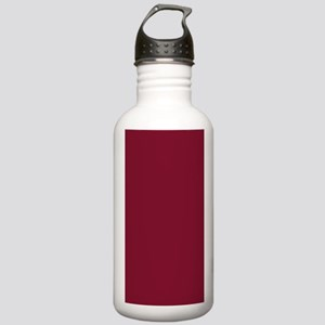 girly pomegranate red Stainless Water Bottle 1.0L