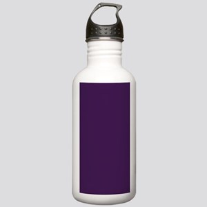 modern eggplant purple Stainless Water Bottle 1.0L