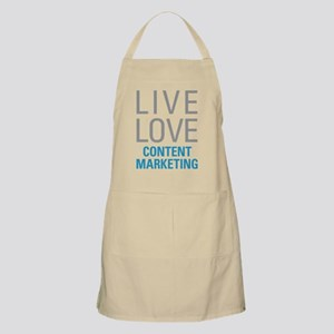 Content Marketing Apron