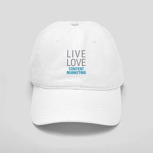 Content Marketing Cap