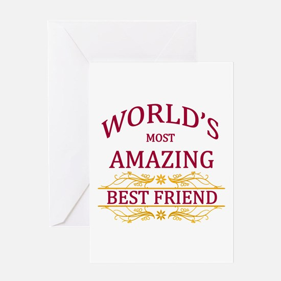 Best Friend Greeting Cards