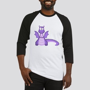 Purple Dragon Baseball Jersey