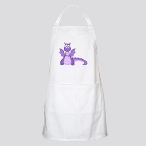 Purple Dragon Apron