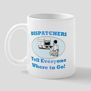 Dispatchers Mug