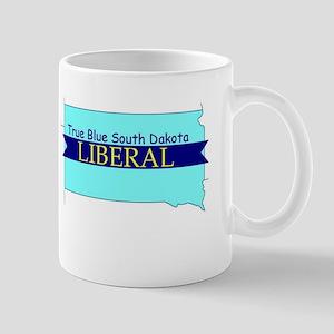 Mug for a True Blue South Dakota LIBERAL