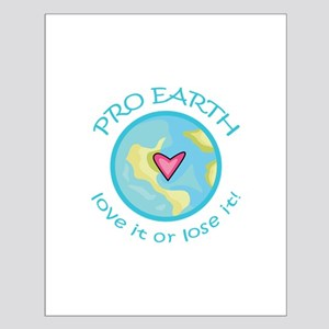 PRO EARTH Posters