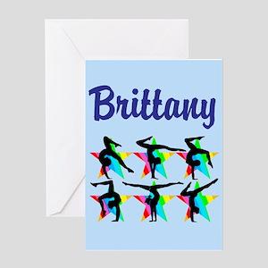 BORN TO FLIP Greeting Card