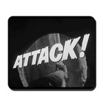 ATTACK! Mousepad