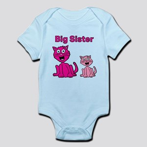 Big Sister cats Body Suit