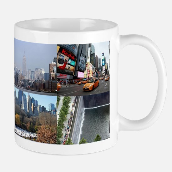 New York Pro Photo Montage-Stunning! Mug