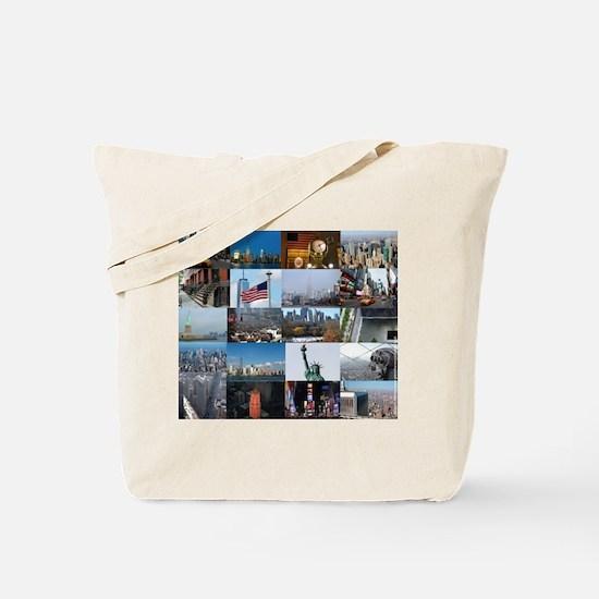 New York Pro Photo Montage-Stunning! Tote Bag