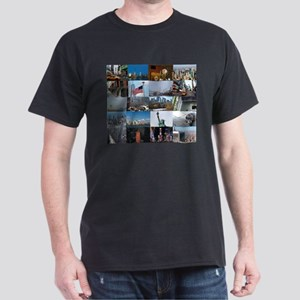 New York Pro Photo Montage-Stunning! Dark T-Shirt