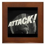 ATTACK! Framed Tile
