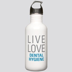 Dental Hygiene Stainless Water Bottle 1.0L