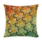 Celtic Leaf Tesselation Everyday Pillow