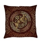 Celtic Dog Everyday Pillow