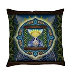Celtic Hourglass Everyday Pillow