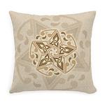 Celtic Star Everyday Pillow