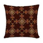 Celtic Knotwork Enamel Everyday Pillow
