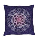 Celtic Shield Everyday Pillow