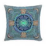 Celtic Eye of the World Everyday Pillow
