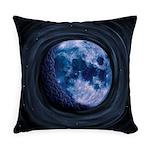 Celtic Blue Moon Everyday Pillow