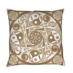 Celtic Stepping Stone Everyday Pillow