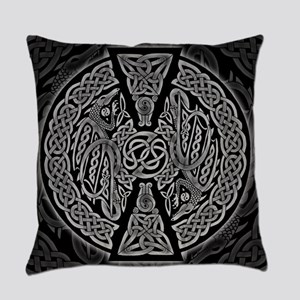 Celtic Dragons Everyday Pillow