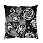 Celtic Clockwork Everyday Pillow