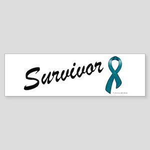 Survivor (OC) Bumper Sticker