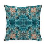 Subaqueous Kaleidoscope Everyday Pillow