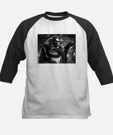 vintage king kong ape photo Baseball Jersey