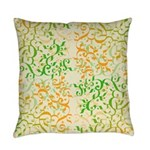 Abstract Arabic Everyday Pillow