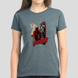 Marvel Knight Daredevil 4 Women's Dark T-Shirt