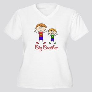 Big Brother Personalized! Plus Size T-Shirt