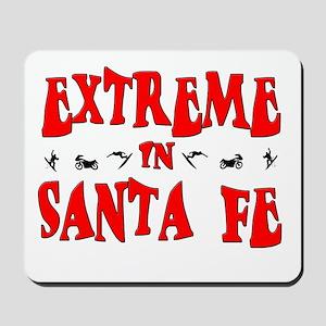Extreme Santa Fe Mousepad