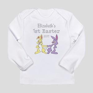 Babys 1st Easter Long Sleeve T-Shirt