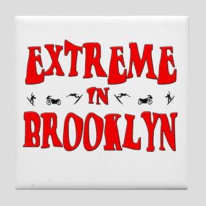 Extreme Brooklyn Tile Coaster