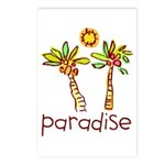 Kid Art Paradise Postcards (Package of 8)