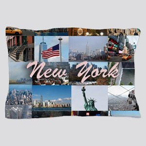 New York Pro Photo Montage-Stunning! Pillow Case