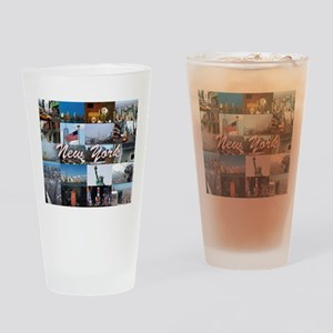 New York Pro Photo Montage-Stunning Drinking Glass
