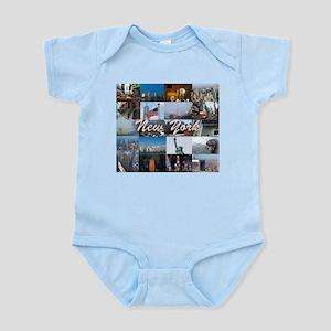 New York Pro Photo Montage-Stunnin Infant Bodysuit