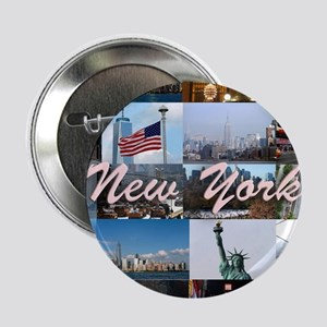 "The New York City Photo Gallery 2.25"" Button"