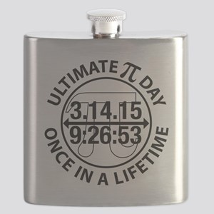 Ultimate Pi Day 2015 Flask
