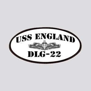 USS ENGLAND Patch