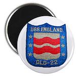 USS ENGLAND Magnet