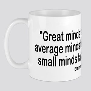 Great Minds Mug