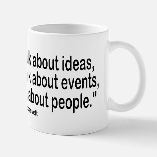 Great Minds Mug